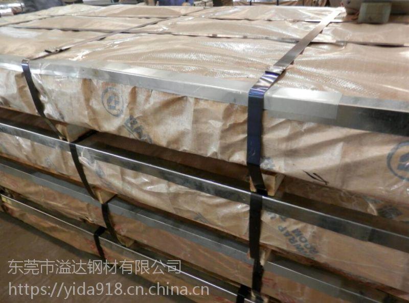 宝钢高强度镀锌板*材质:S250GD+Z钢板牌号标准