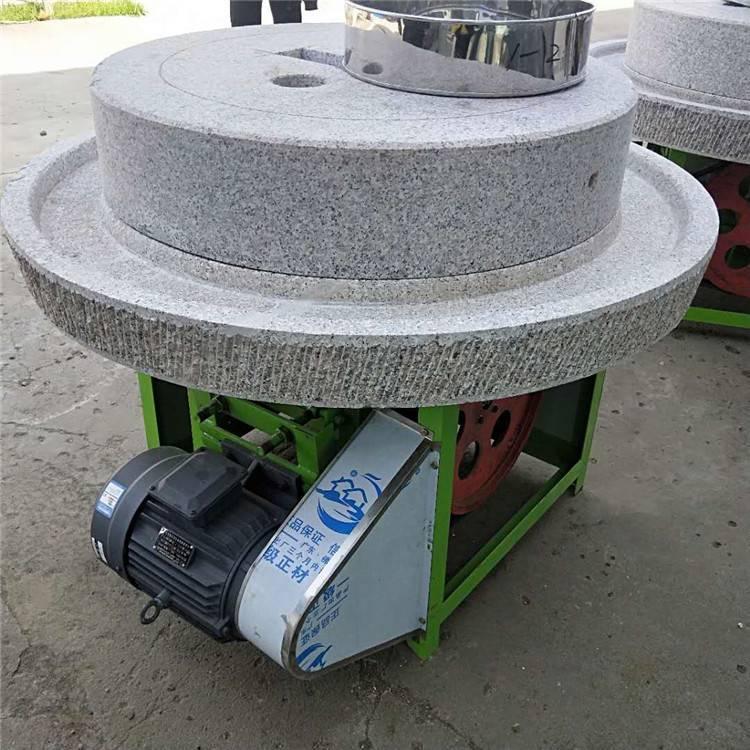 信达供应商用电动芝麻酱石磨原汁原味 纯天然香油磨酱机多功能石磨