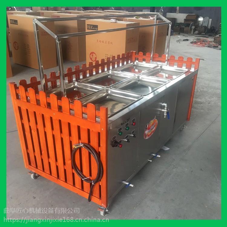 豆皮机上门安装全自动油皮腐竹生产线 创业投资项目大型腐竹油皮机