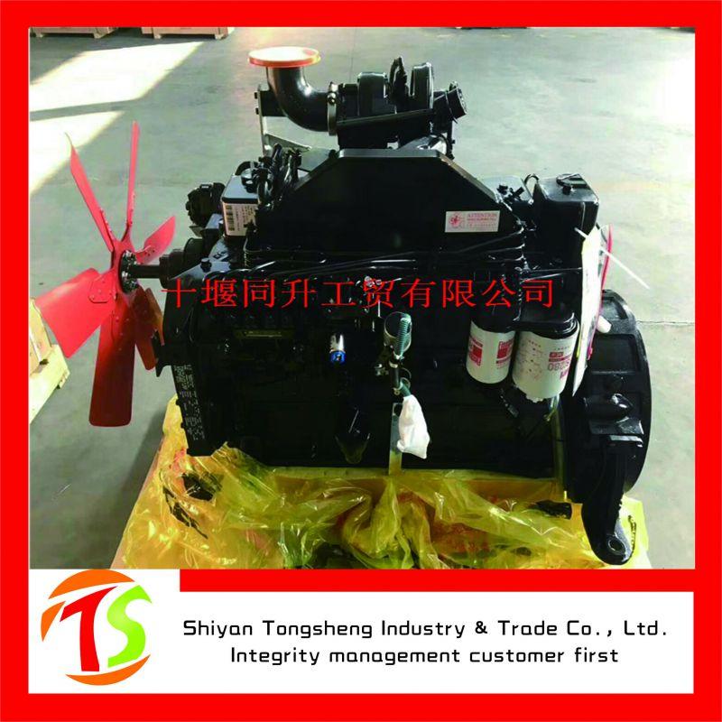 125KW康明斯180马力发动机总成适配工程机械吊车用