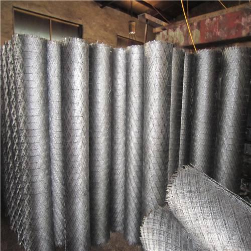 菱形钢板网规格/菱型菱形钢板网片批发商【冠成】