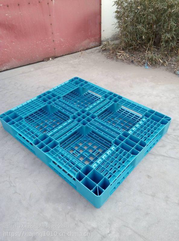 青岛胶州胶南莱西塑料托盘批发,田字塑料托盘1210/1111