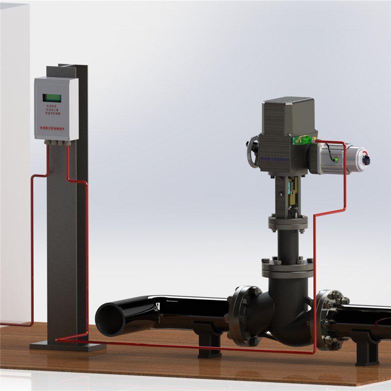 电动执行器升级改造HKQ-ZNYK智能伺服控制器西安恒力
