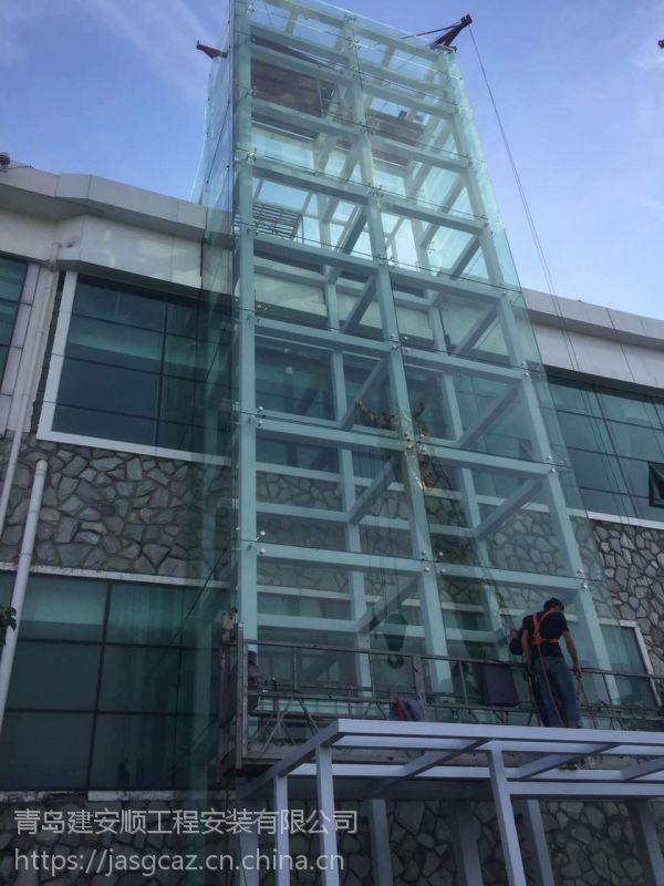 青岛钢结构搭建厂家 建安顺安装工程jas