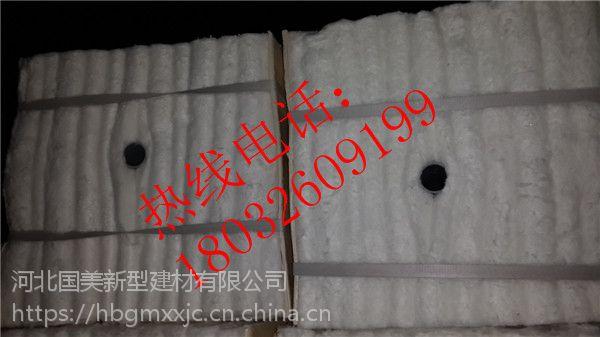 古交市120kg 硅酸铝针刺甩丝毯***新价格 流水线机制硅酸铝针刺毯施工方案