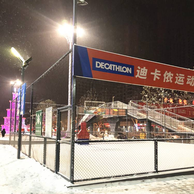楚雄体育场围栏网厂家 《国帆丝网》学校体育场围网