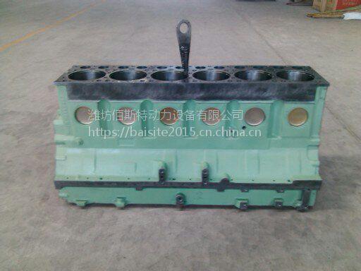 潍柴发动机机体WD10 WD12 WD615 WD618 226B WP6G原厂气缸体