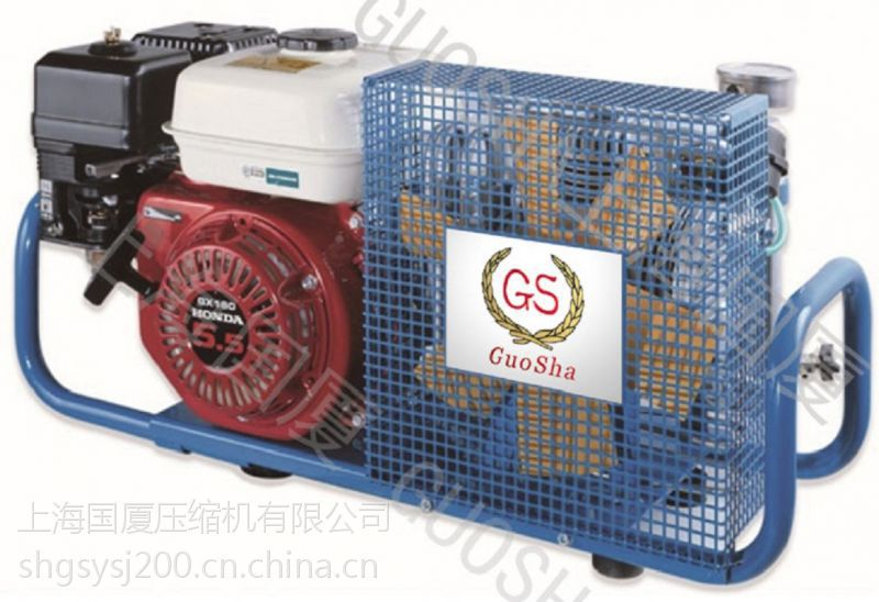 国厦供应高压活塞式特殊排气量空气压缩机