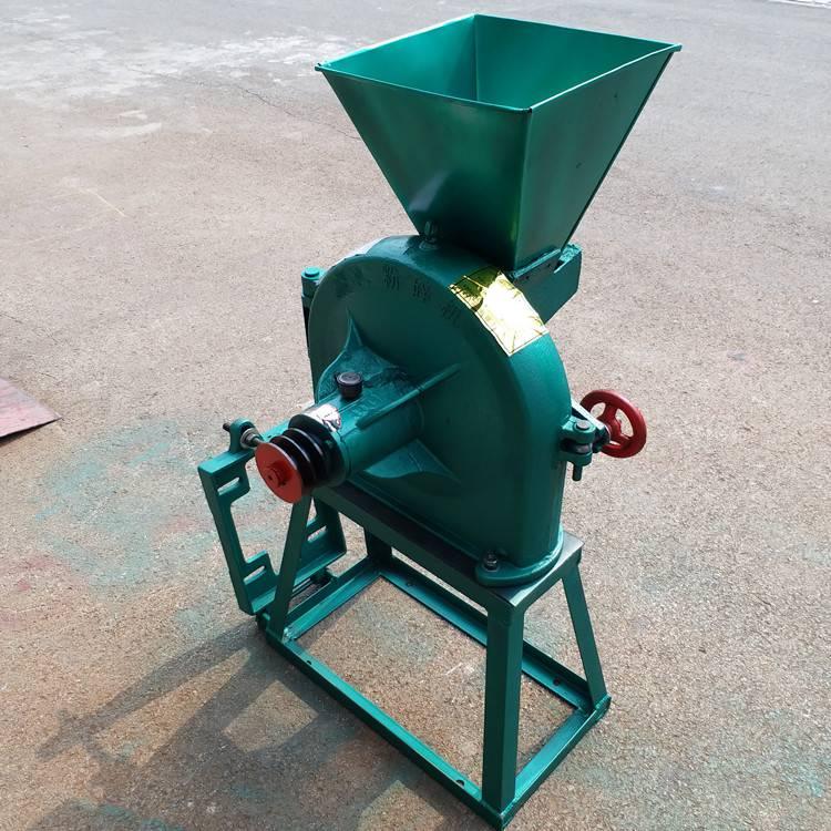 高效节能金属钙粉碎机 白糖 小麦100目齿盘式粉碎机 鼎达加工