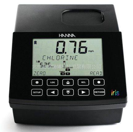 HI801 iris 多功能可见分光光度计 哈纳HI801iris 可见分光光度计