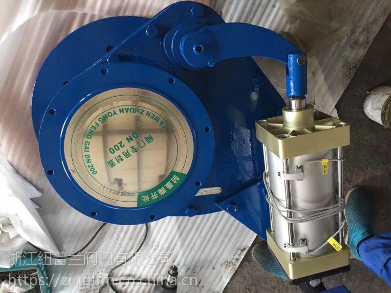 厂家直供 气动耐磨旋转进料阀 QHK641MF-10C