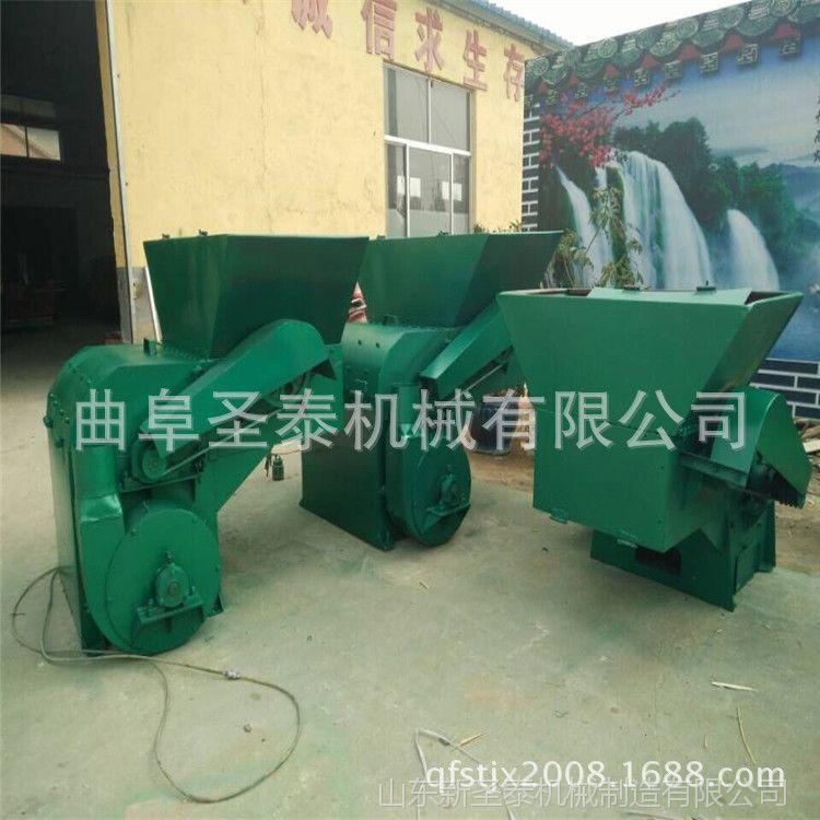 大型养殖饲料粉碎机 420型牧草粉碎 /防尘式粉碎机