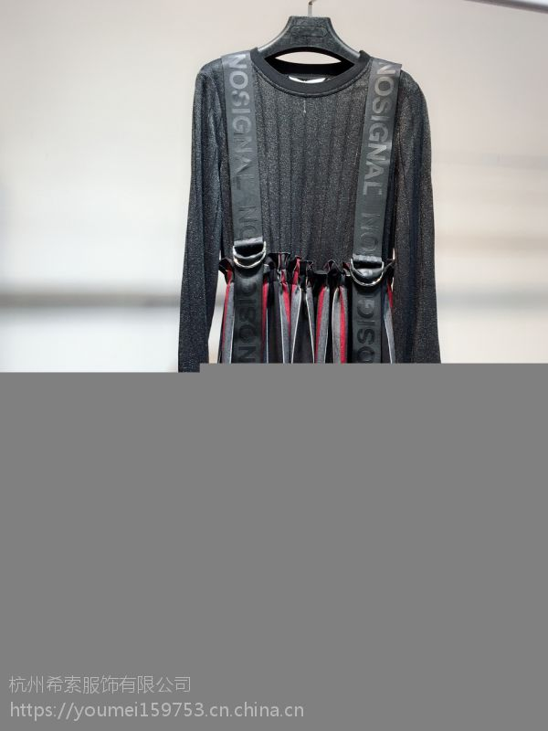 唯品会品牌折扣女装创格折扣女装走份尾货加盟杭州女装网一手货源