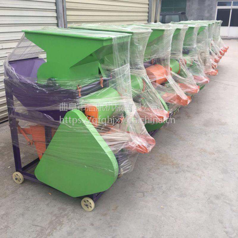 油坊磕皮机价格 花生种子去皮机机规格 专用长果剥壳机报价