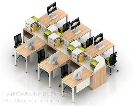 朗哥家具 职员桌 办公卡位 屏风办公桌 办公家具厂家直销13