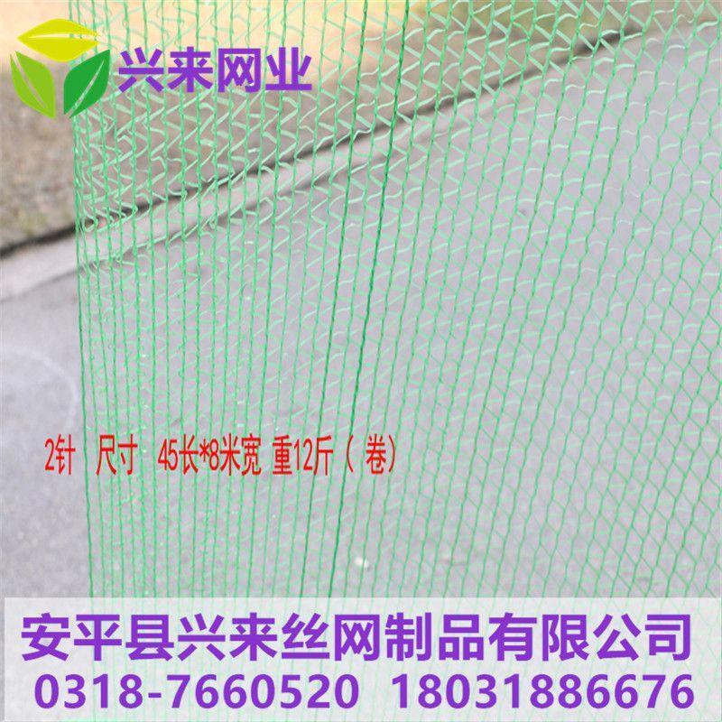 煤场防尘网 实用2针盖土网批发 聚乙烯防尘盖土网定做