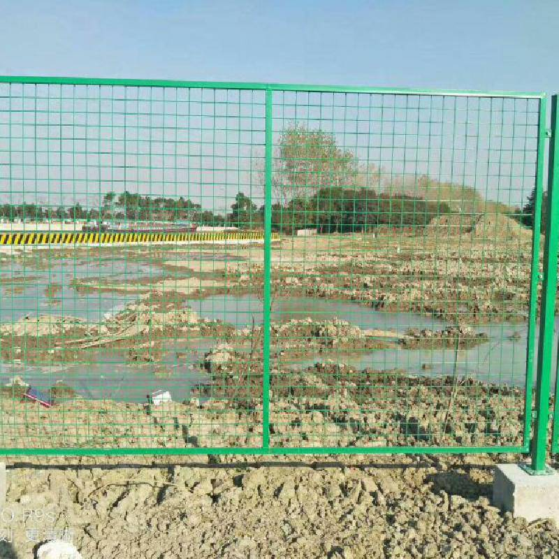 防抛网厂家定做各种规格 安全防护网江西围栏网表面浸塑处理