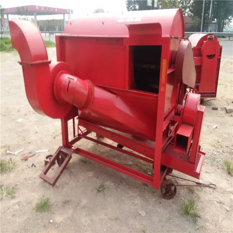 45型高粱脱粒机 柴油机带动的脱粒机润众