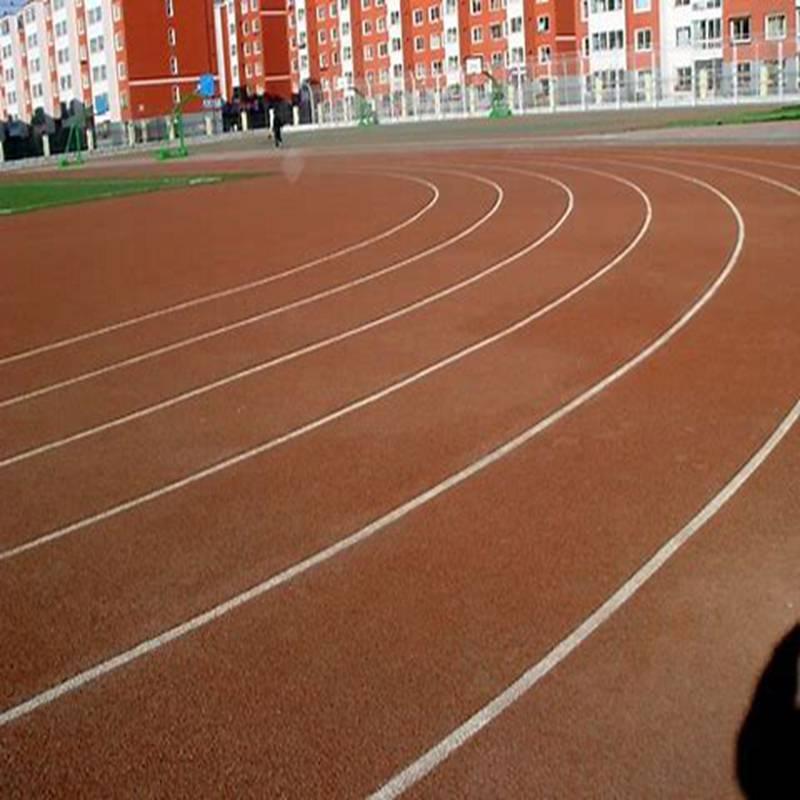 厂价运动场地运动跑道新品 奥博网球场塑胶跑道2017年价格