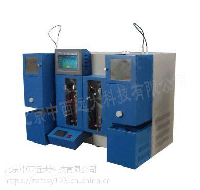 全自动蒸馏测定仪(双管)中西器材 型号:QY11/1108D库号:M310437