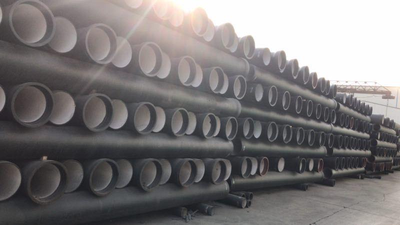 南阳球墨铸铁给水管生产