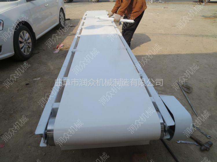 值得信赖皮带输送机 焊工标准滚筒输送机