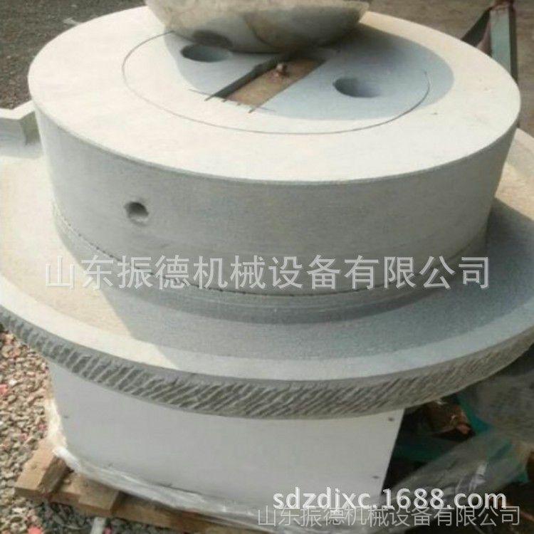商用米粉肠粉石磨机 电动石磨豆浆机 香油石磨机 振德畅销