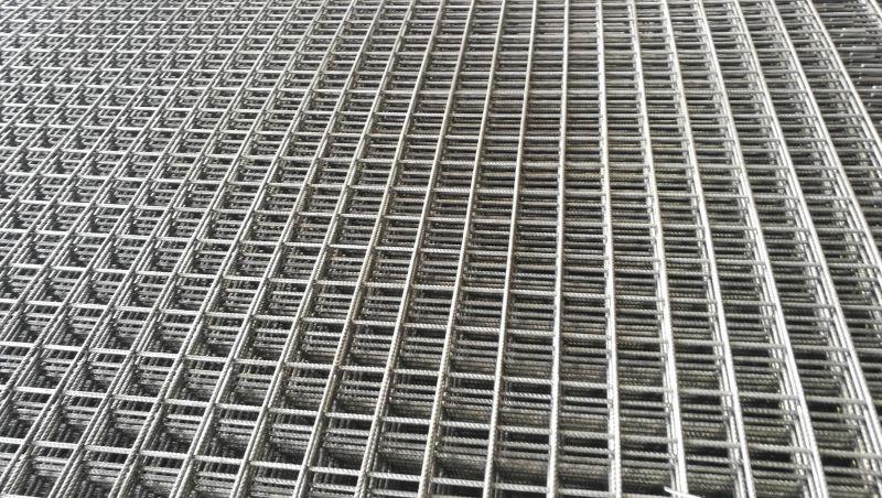 螺纹焊接钢筋网片 铁丝网片厂家