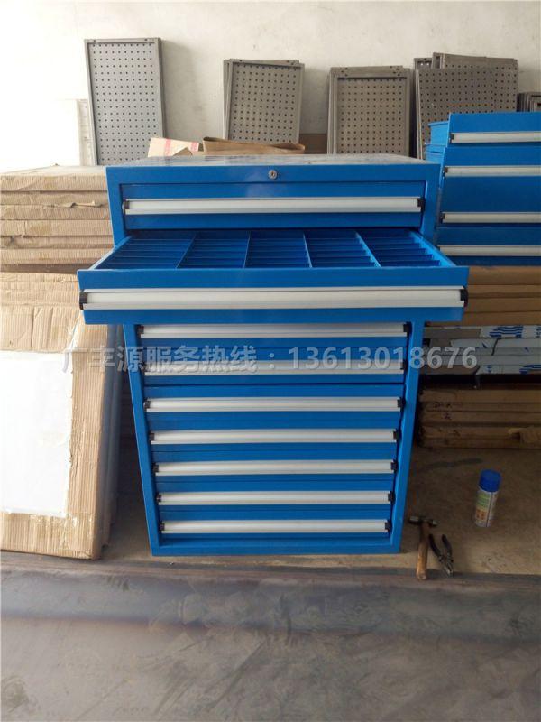 工具整理柜生产厂家|车间移动工具柜|钳工模具柜