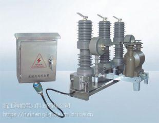 户外高压永磁真空断路器ZW32-12GM/630-20
