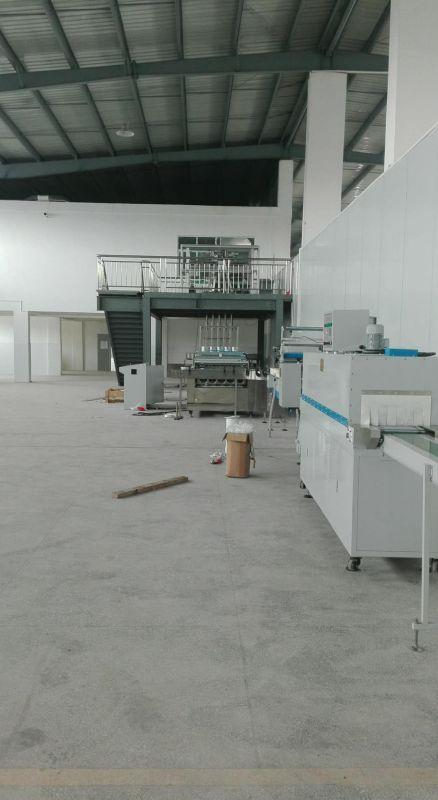碗面包装生产线