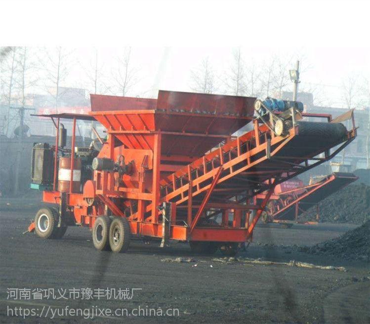 2018移动式煤炭破碎机将这样做才能满足市场