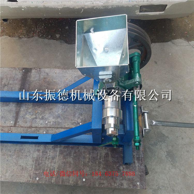 厂家直销玉米膨化机 振德柴油机大米棍机