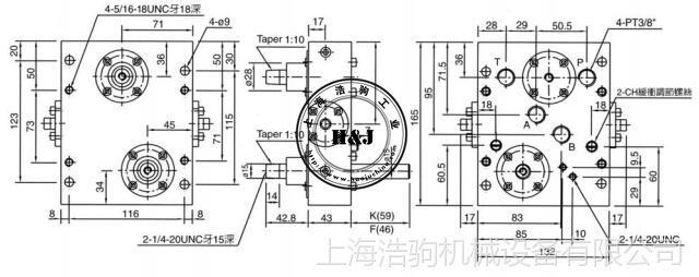 SGV-03系列SGV-03-20机械式方向阀台湾康百世KOMPASS