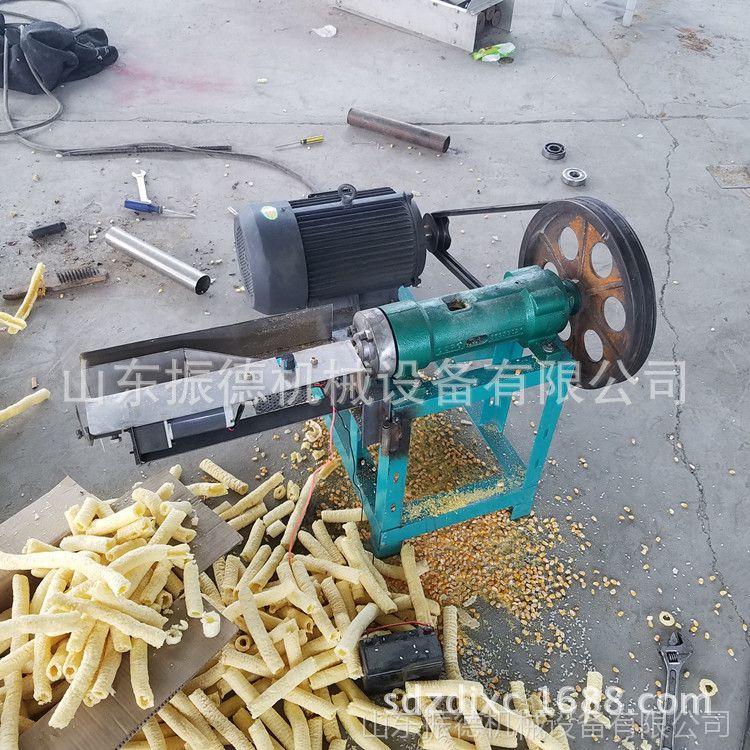 40型优质玉米膨化机 麻花膨化机热销 汽油机玉米膨化机 振德供应