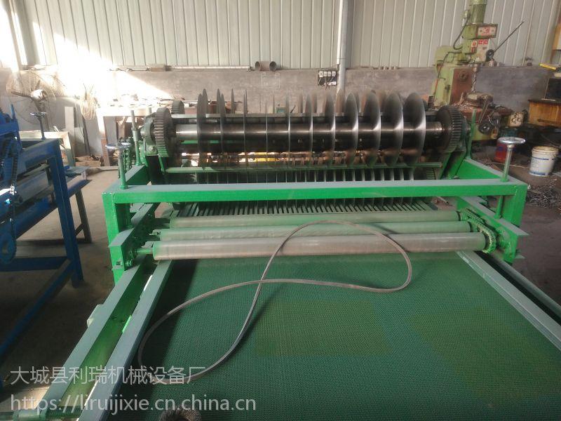 厂家生产玻璃棉板三轴裁条机 水泥发泡切割机 硅质保温板生产线设备