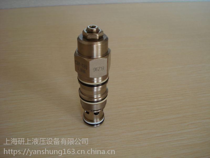 螺纹插装式减压阀