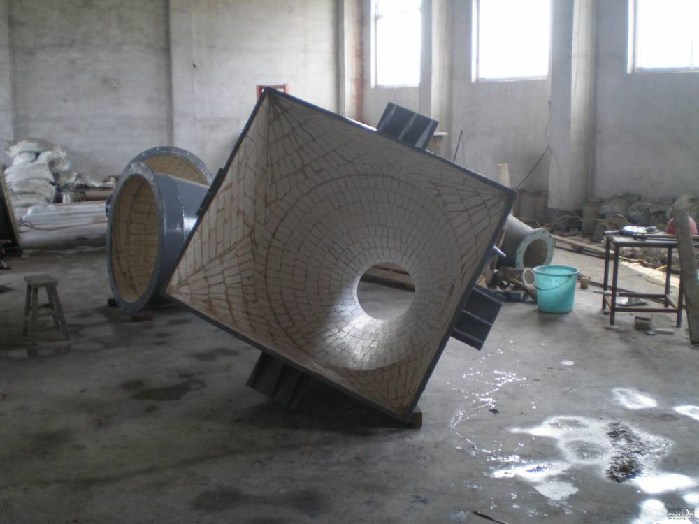 优质送粉耐高压管道耐磨弯头销售与制作技术指导