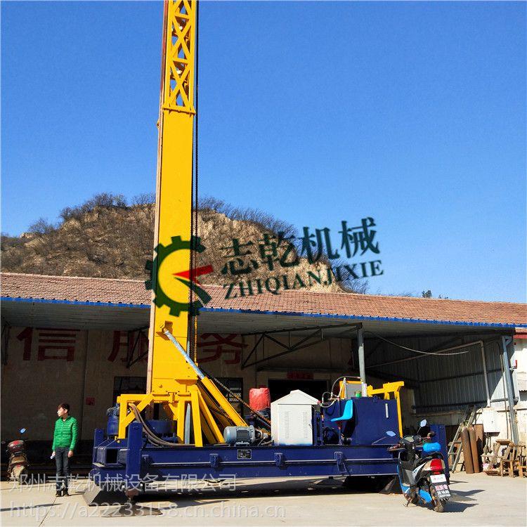 大型深层水泥搅拌打桩机 建筑专用液压搅拌打桩机