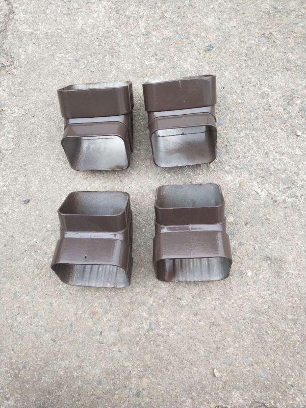 铝合金落水管弯头及配件外墙转角专用