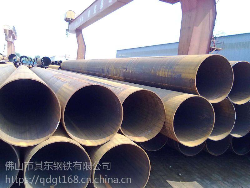 特殊型号大口径直缝钢管 双面埋弧焊直缝钢管 直缝管