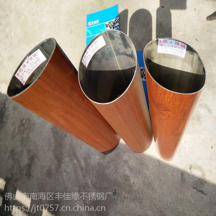 仿木幕墙厂家丰佳缘可做7.5米长