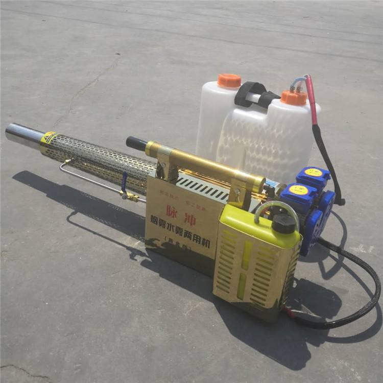 汽油高压喷雾器 脉冲式弥雾机 圣鲁热销果树打药机