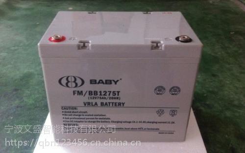 BABY蓄电池FM/BB1240T 鸿贝12V40AH代理商批发价|计算机备用蓄电池