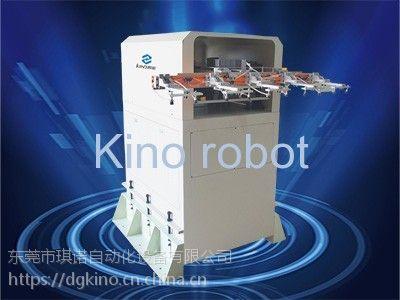 多工位冲压机械手厂家,琪诺多工位传递模机械手机器人