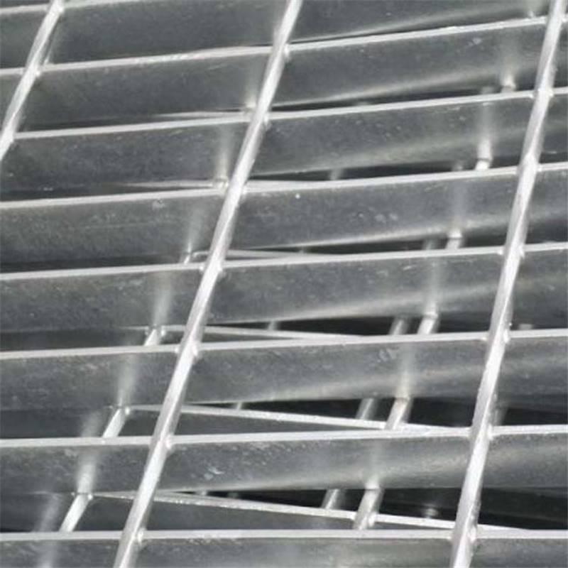 热镀锌铁格栅 水沟盖板多少钱一米 泳池水沟盖板