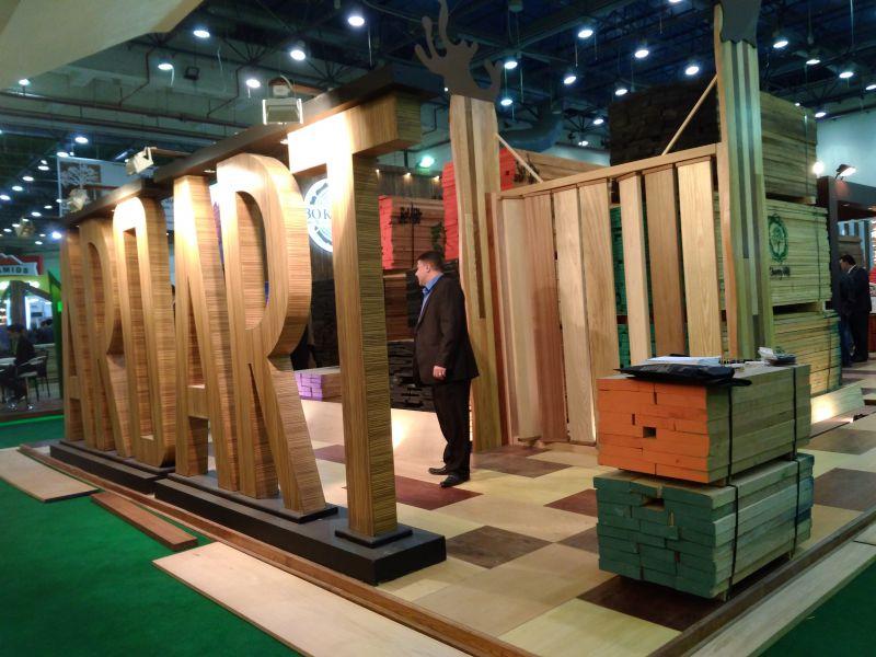 加蓬经济特区木皮厂生产
