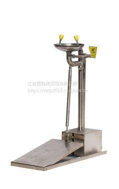 BTL81 立式自动排空防冻洗眼器