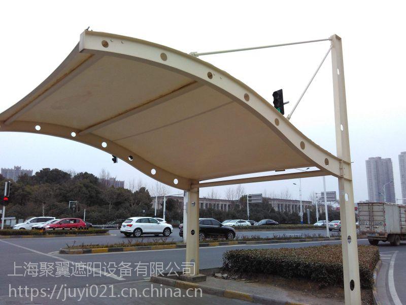 白墙膜结构车棚设计_膜结构车棚高科技_膜结构车棚设计便捷