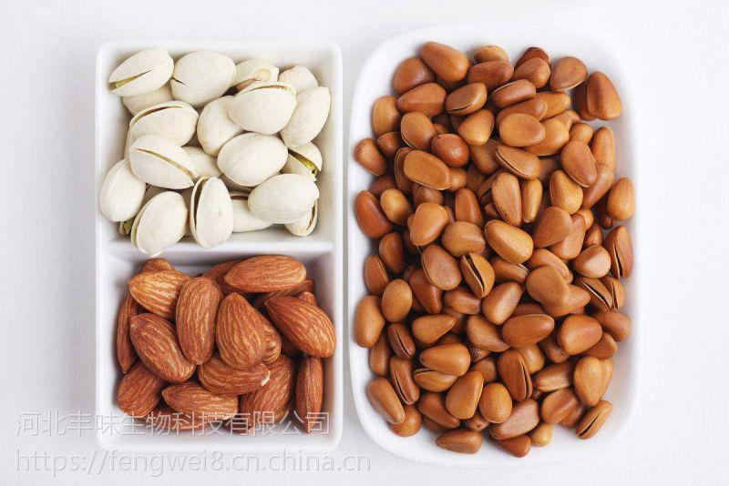 豆欣酥C果仁、花生米(仁)等坚果与籽类膨松饱满、口感酥脆、入口化渣、防止发硬的改良剂